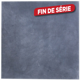 Dalle en pierre bleue sciée épaisseur de 2,5 cm - 20 x 20 x 2,5 cm