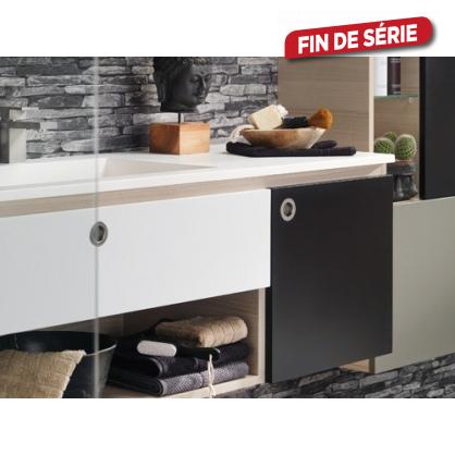 Meuble sous plan jazz tiger for Mr bricolage meuble de salle de bain