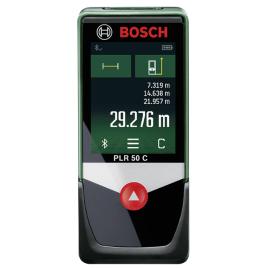 Télémètre laser connecté PLR 50 C BOSCH