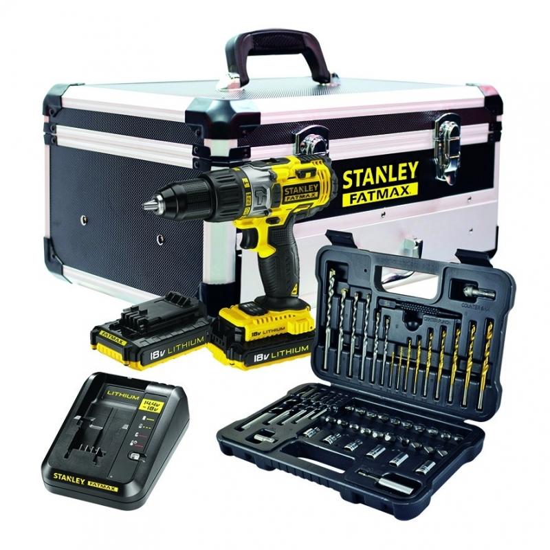 bricolage À Fatmax Batterie Fmck625d2f Qw Sur Perceuse Stanley Mr Visseuse Percusion 18 V QtCxshrd