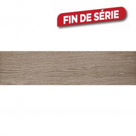 Carrelage pour sol Soft nordic cappucino 15 x 60 cm