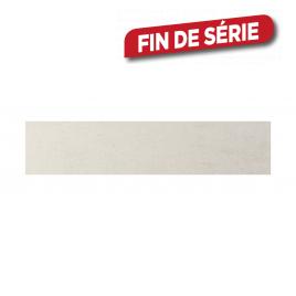 Plinthe Smart white 7,2 x 33 cm