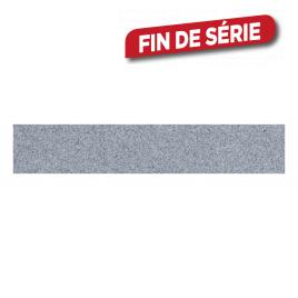 Plinthe Grain 7,2 x 40 cm - Gris