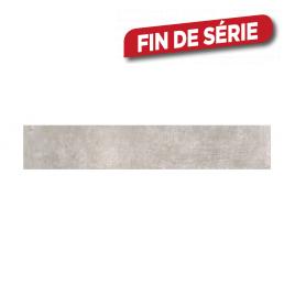 Plinthe Grigio Nice 45 x 7,2 cm 5 pièces
