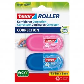 Mini roller correction Ecologo 2 pièces TESA