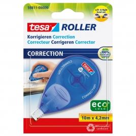 Roller correction droitier et gaucher ecoLogo jetable TESA