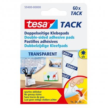 Pastille adhésive double-face Tack TESA