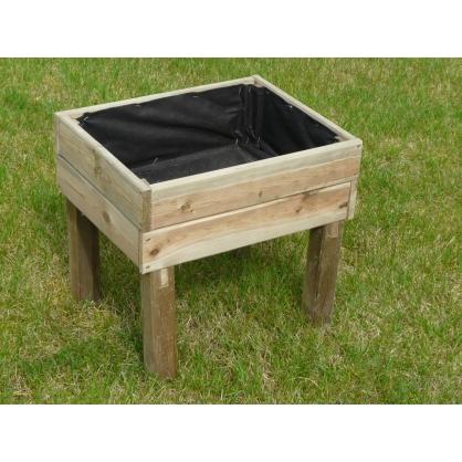 carr potager sur pieds pour enfants solid. Black Bedroom Furniture Sets. Home Design Ideas