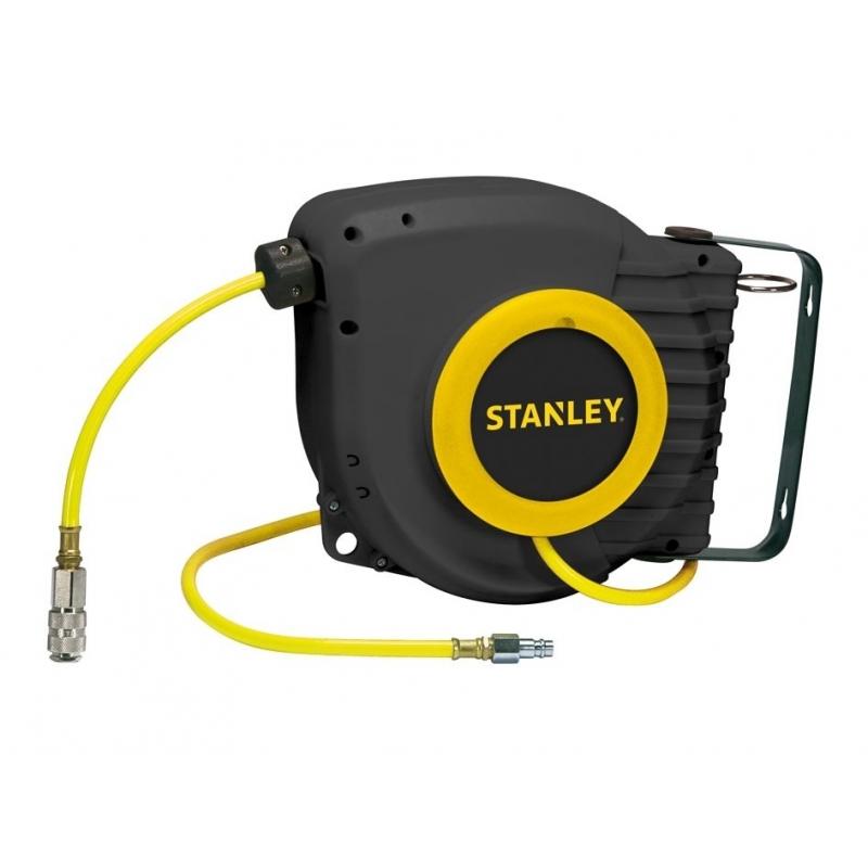 Enrouleur pour tuyau d 39 air comprim avec attache murale 9 - Enrouleur air comprime ...