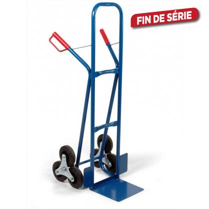 Diable 6 roues charge utile de 200 kg - Diable 6 roues ...