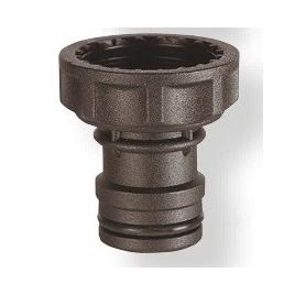 Nez de robinet gros débit F26/34 SPIDO