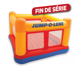 Maison gonflable Jump-O-Lene 174 x 174 x 112 cm INTEX