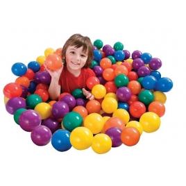 Balles en plastique Fun Ballz 100 pièces INTEX