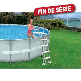 Echelle et escalier for Piscine 1m22
