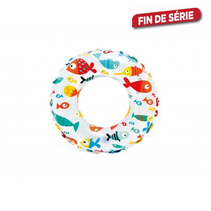 Bouée gonflable à motifs 51 cm INTEX