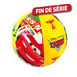 Ballon de plage Cars INTEX