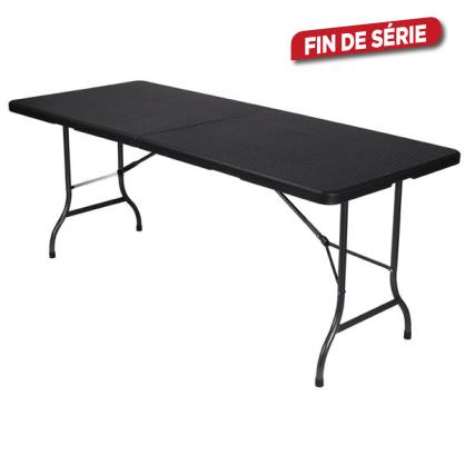 Emejing Table De Jardin Aluminium Mr Bricolage Contemporary ...
