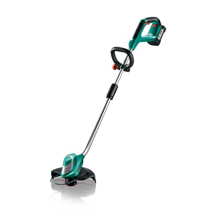 Coupe bordure sur batterie advanced grass cut 36 v 30 cm bosch - Batterie pour coupe bordure bosch ...