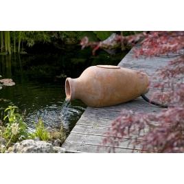 Fontaine pour bassin Amphora