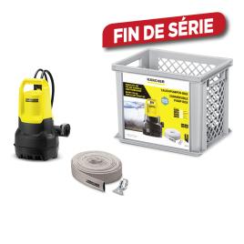 Kit Anti Inondation avec pompe vide cave SP 5 Dirt KÄRCHER