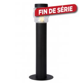 Borne d'extérieur Mirane E14 40 W LUCIDE - Noir