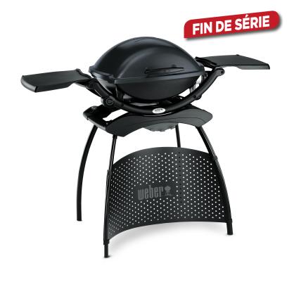Barbecue électrique Q 2400 avec stand WEBER