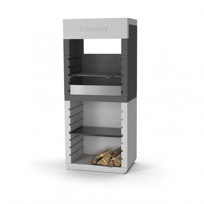 barbecue en b ton one hood sunday. Black Bedroom Furniture Sets. Home Design Ideas