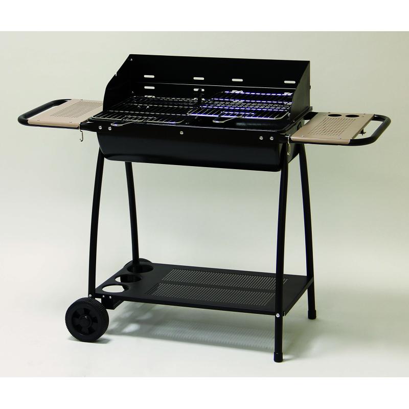 barbecue au charbon okmo. Black Bedroom Furniture Sets. Home Design Ideas