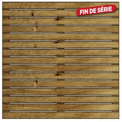 Dalle en bois Barcelona autoclave SOLID