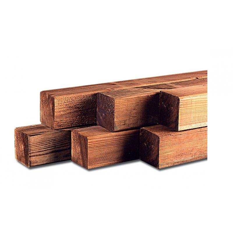 poteau carr rabot autoclave solid. Black Bedroom Furniture Sets. Home Design Ideas
