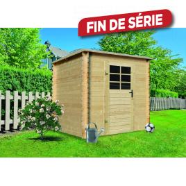 Abris et chalets en bois pour le jardin en belgique for Abris de jardin solid belgique