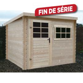 Abris et chalets en bois pour le jardin en belgique 2 for Abris de jardin solid belgique