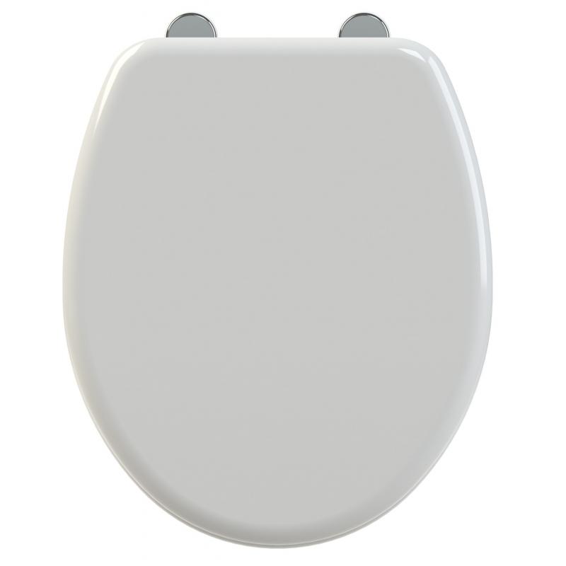 abattant de toilette simero en thermodur allibert. Black Bedroom Furniture Sets. Home Design Ideas