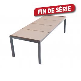 Table de jardin Ema 257 x 100 x 74 cm