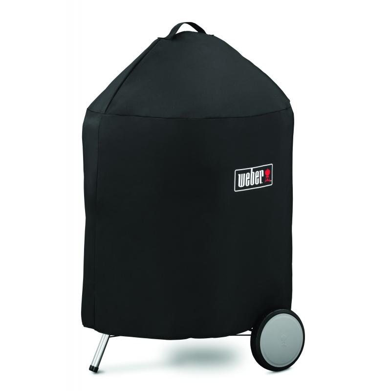 Housse premium pour barbecue charbon 57 cm weber for Housse pour barbecue weber