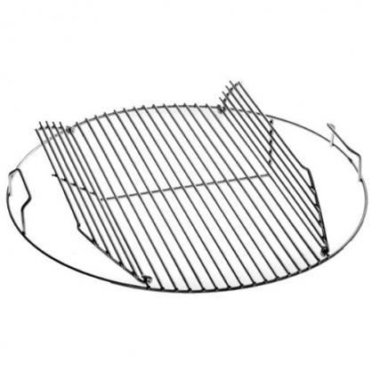 Grille de cuisson articul e pour barbecue 57 cm weber - Grille de cuisson pour barbecue ...