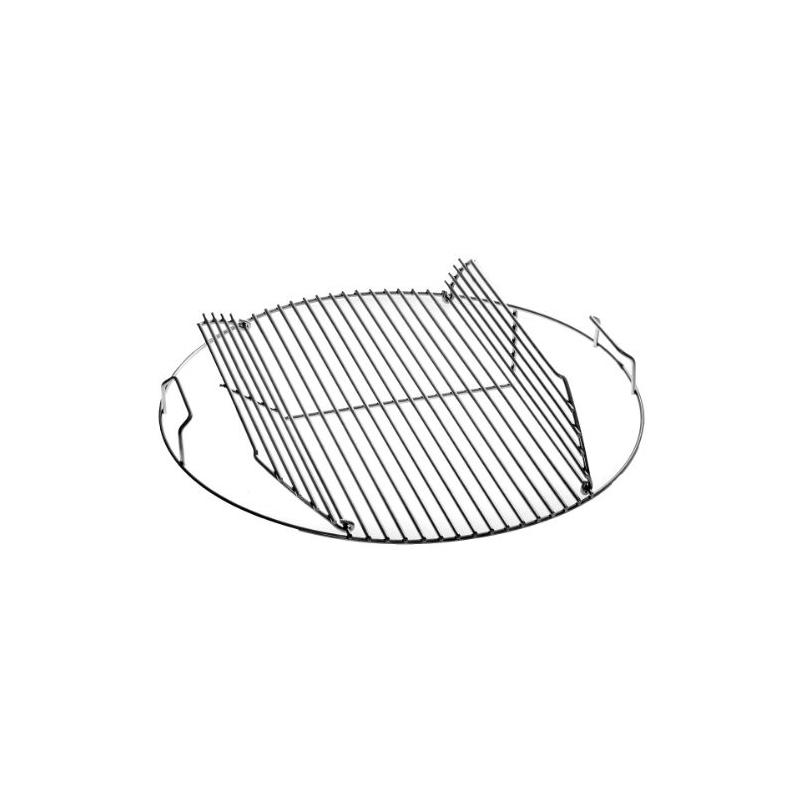 Grille de cuisson articul e pour barbecue 57 cm weber - Grille pour barbecue weber ...