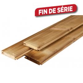 Planche FASSA 1,9 x 9,6 x 300 cm CARTRI