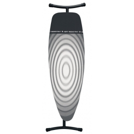 Table à repasser Titan oval 135 x 45 cm