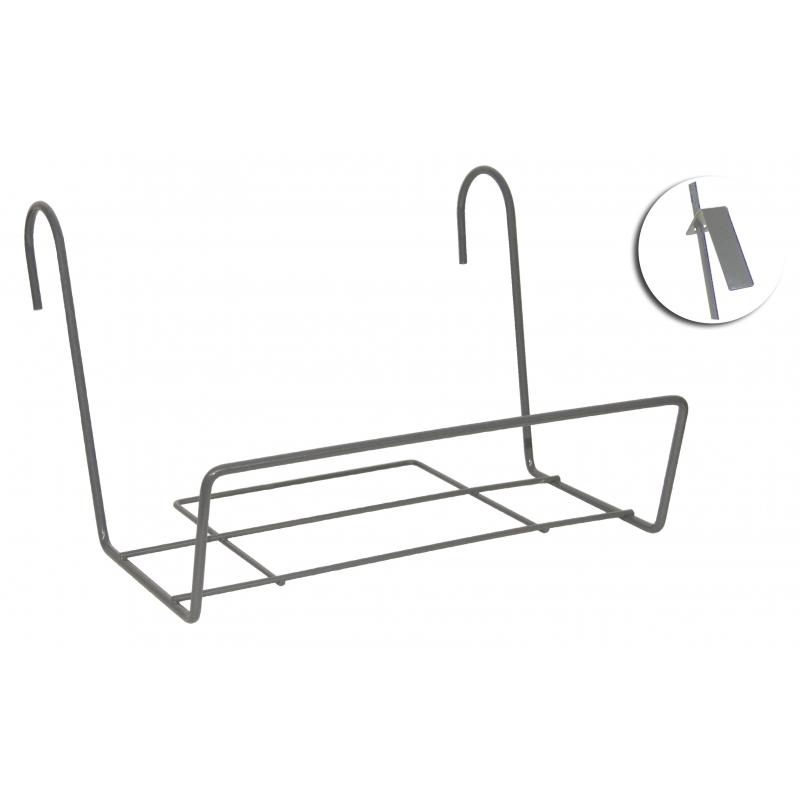 support balcon universel pour balconni re. Black Bedroom Furniture Sets. Home Design Ideas