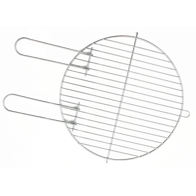 Grille de cuisson ronde de 43 cm pour barbecue - Grille de cuisson pour barbecue ...