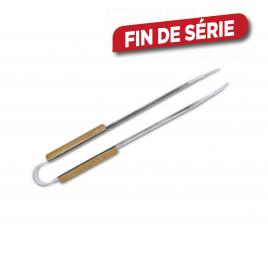 Pince inox 45 cm