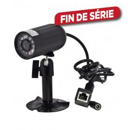 Caméra IP filaire