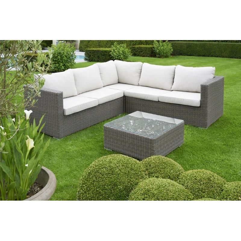 salon de jardin adara. Black Bedroom Furniture Sets. Home Design Ideas