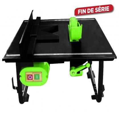 Table Avec Scie Circulaire Electrique Bwts600 200rt 600 W Buildworker