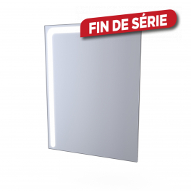 Miroir Led intégré 80 x 60 cm Ready AURLANE