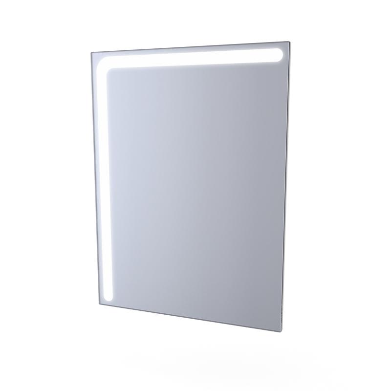 miroir led int gr 80 x 60 cm ready aurlane. Black Bedroom Furniture Sets. Home Design Ideas