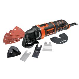Outil multi-fonctions électrique MT300KA 300 W BLACK+DECKER
