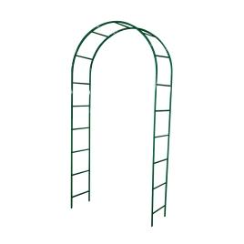 Arche métal décorative Classic Arch 1,20x0,40x2,40m vert