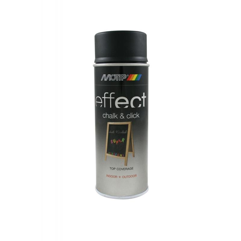 peinture tableau noir en spray deco effect 0 4 l motip. Black Bedroom Furniture Sets. Home Design Ideas